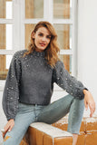 Samantha Pearl Loose Knit Sweater - Best Seller