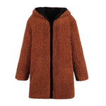 Holly Hooded Overcoat