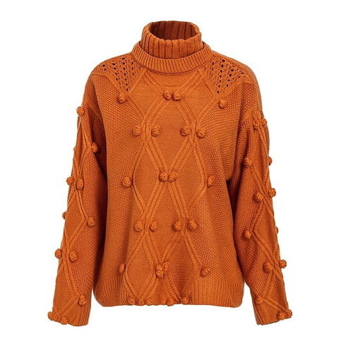 Katie Autumn Knit Sweater