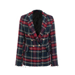 Classy Ashley Tweed Coat