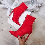 Show Stopper High Heel Boots