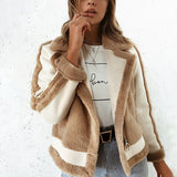 Mollu Faux Fur Coat