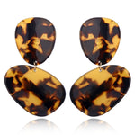 Olivia Tortoise Earrings 10+ Styles