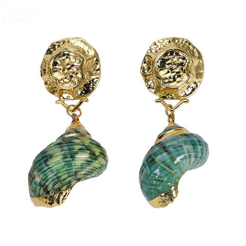 Michelle Sea Shell Earrings
