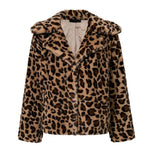 Bella Leopard Coat