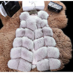 The Gemma Faux Fur Coat