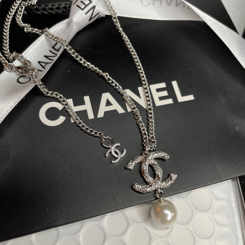 SHIPS SAME DAY - Chanel Pearl Necklace