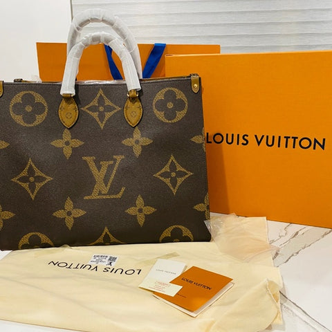 Pre Order LV Famous Tote MM