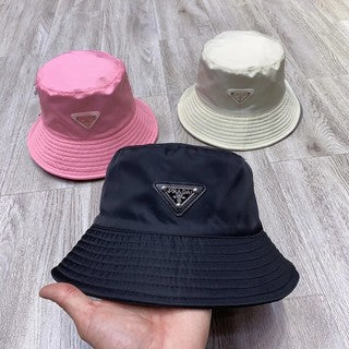 Pre order Prada Bucket Hat - Black Only