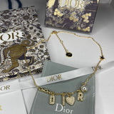 Pre order Refurbished Christian Dior Charm Necklace