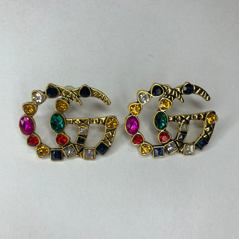 Pre order Double G Gucci Earrings