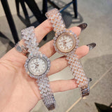 Luxury Diamond Watch