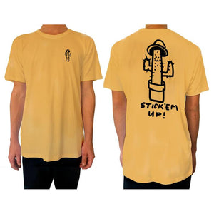 mens stick em up t-shirt