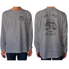 Load image into Gallery viewer, mens van life l/s t
