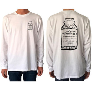 mens vitamin sea l/s t