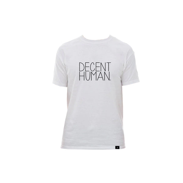 Decent Human - Short Sleeve