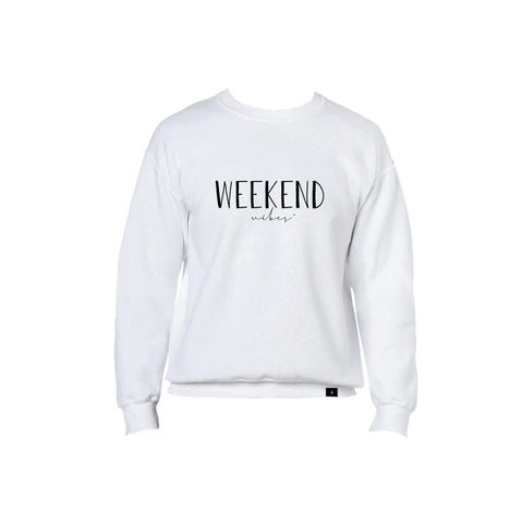 Weekend Vibes - Crew Neck