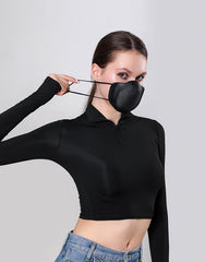 Reusable Silicone Face Mask with KN95 Filter