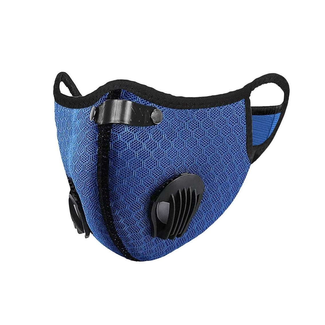 blue  washable  sport mask