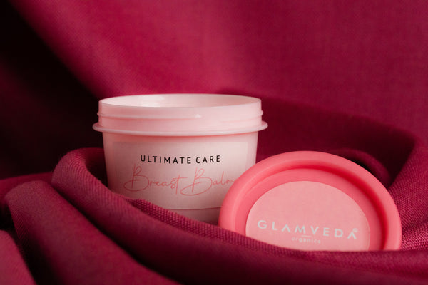 glamveda ultimate breast massage balm