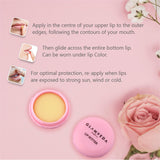 Glamveda Rose  Lip Balm