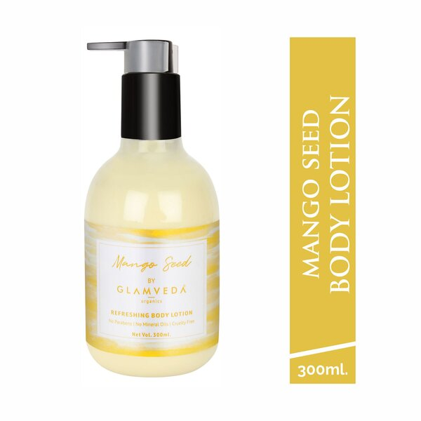 Glamveda Mango Seed Body Lotion 300ml