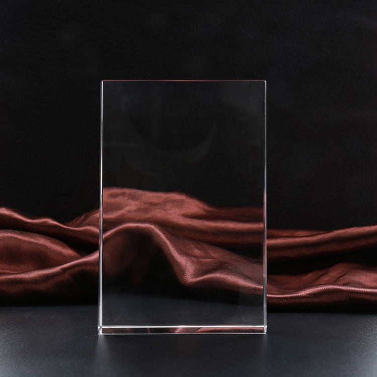 Crystal Plaque - Portrait Photo Crystal Gift  – 150mmx100mmx30mm