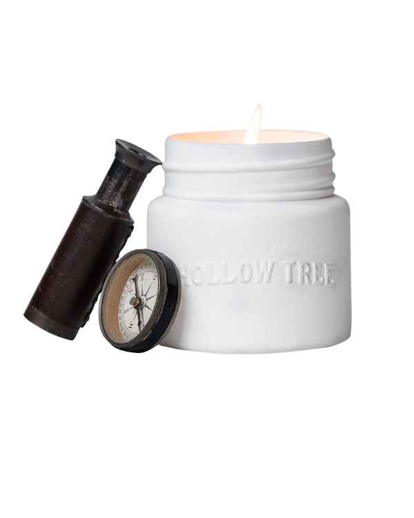 HOLLOW TREE CANDLE - SERIES: 1871