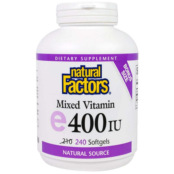 Mixed Vitamin E 400 IU - 90 softgels