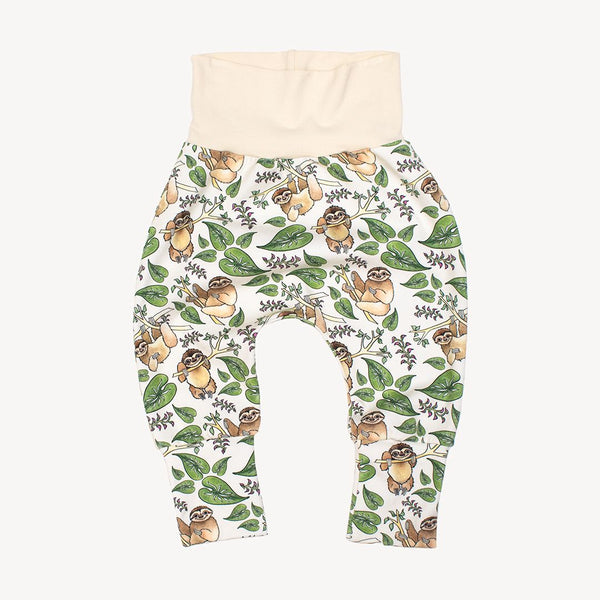 Sloth Harem Pants