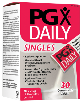 PGX® Daily Singles - 30 convienent sticks