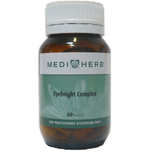 Eyebright Complex Tablets - 60 capsules