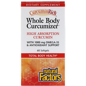 Whole Body Curcumizer