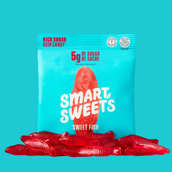 Smart Sweets - sweet fish