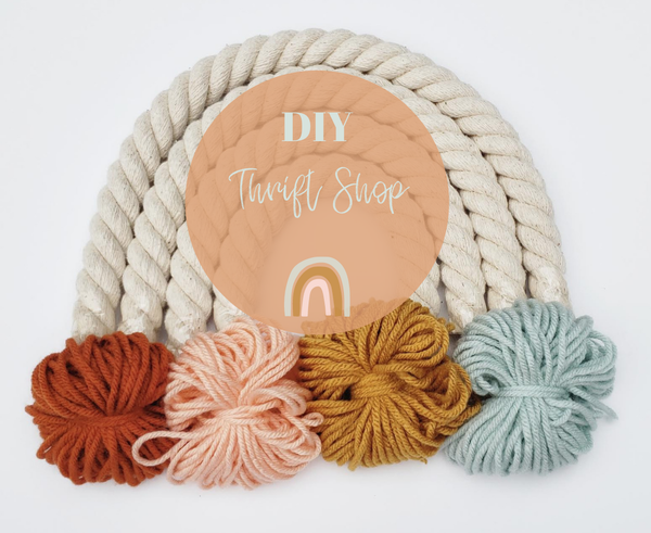 DIY Rainbow Kit - Thrift Shop