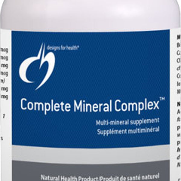 COMPLETE MINERAL COMPLEX 90CAPS