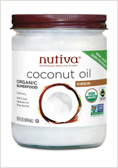 Organic Coconut Oil - 445ml