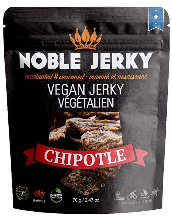 Noble Jerky. Vegan