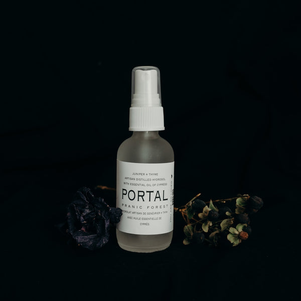 PRANIC FOREST - PORTAL clarifying facial mist