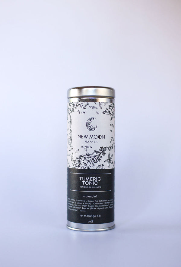 New Moon Tea Co. - Turmeric Tonic