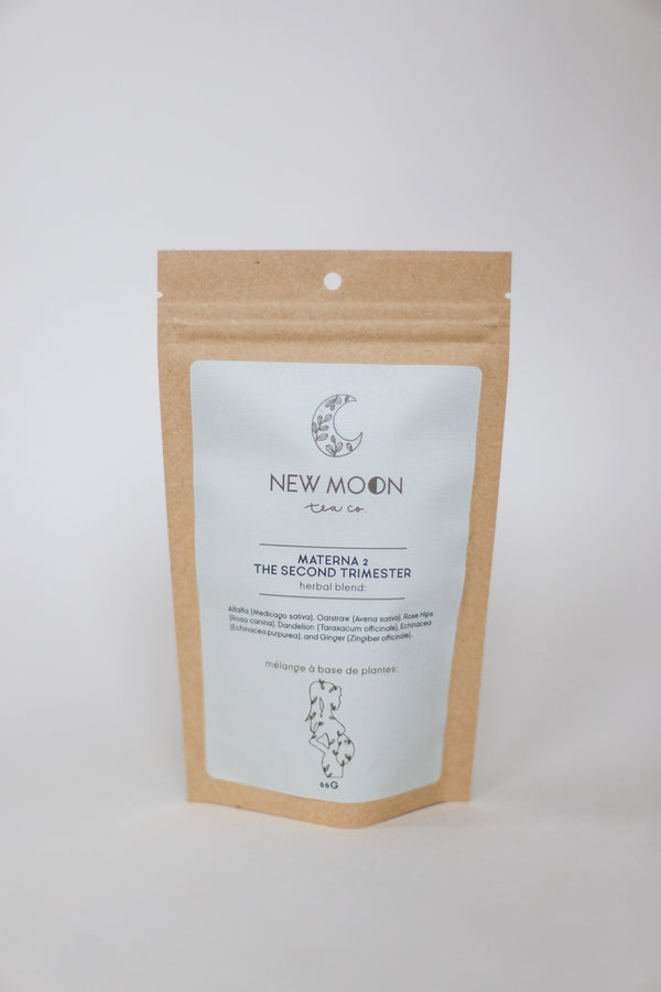 New Moon - Materna 2 - Second Trimester Tea
