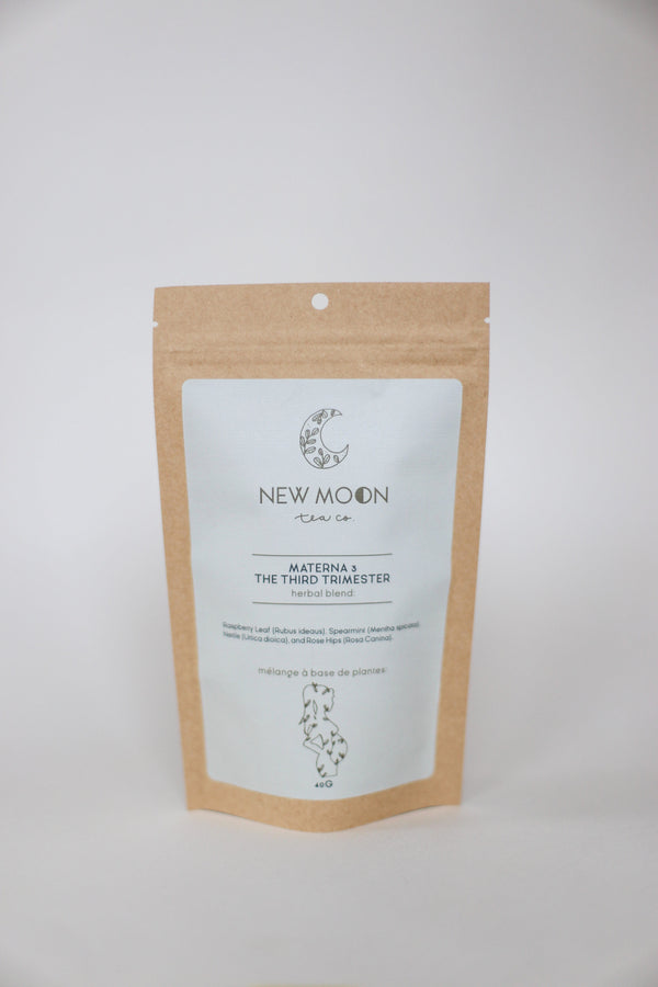 New Moon - Materna 3 - Third Trimester Tea