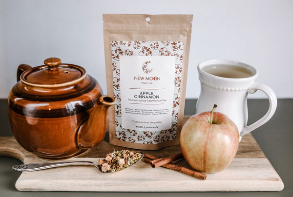 New Moon Tea Co. - Apple Cinnamon