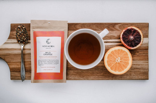 New Moon Tea Co - Wild Orange