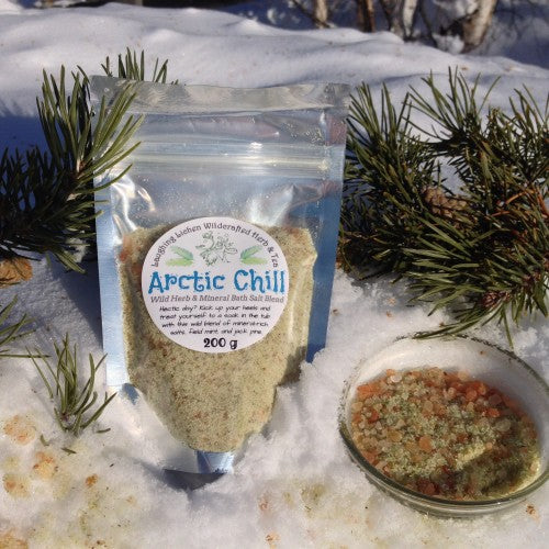 Arctic Chill Bath Salts