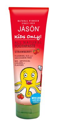 Kids only Strawberry toothpaste -119g
