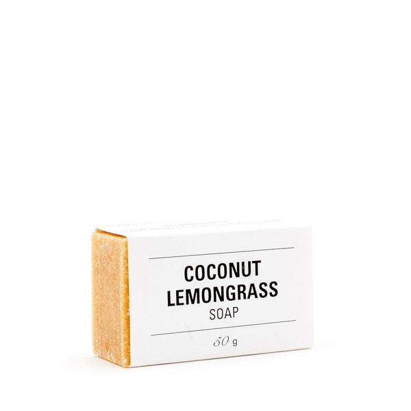 Copy of LofT - COCONUT LEMONGRASS SOAP - 50g