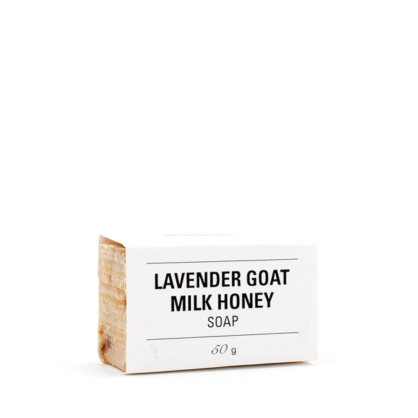 LofT - LAVENDER GOAT MILK HONEY SOAP 50g