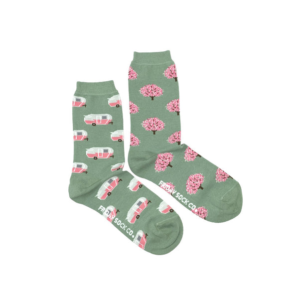 Women's RV & Tree Socks
