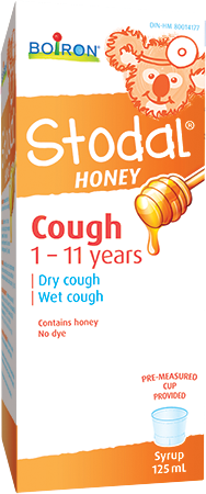 Stodal Children Cough Syrup - 125ml